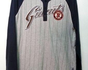 Vintage San Francisco Giants Baseball Tshirt