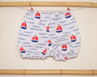 Bloomers baby 3-boats 36months