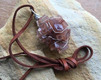Moroccan Aragonite Crystal