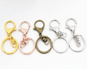 5 key chain ring 30 mm length 70 mm within 15 days