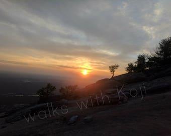 Stone Mountain Sunrise #6