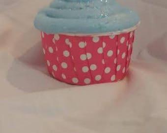 Large Bathbomb Cupcake
