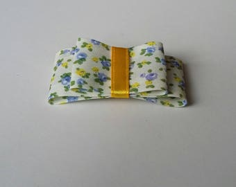 Barrette yellow liberty node child