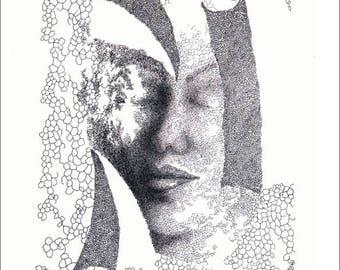 "Graphene ""Sleeping face"""