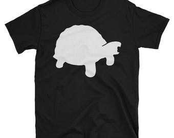 Metal Gear Online Revival MGO MGO2R Tortoise Emblem Animal Rank Unisex T-shirt