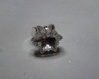Swarovski star ring