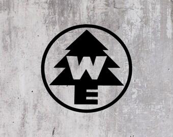 Disney's Animal Kingdom Wilderness Explorer Logo Decal