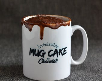 Mug to Mug Cake with chocolate