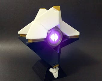 3D Printed Destiny 2 Leviathan Raid Ghost full model