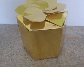 1 set of 2 boxes for jewelry packaging