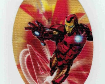 "Patch fusible trend pattern ""iron man"""