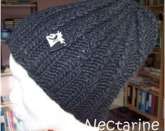 Nice Black wool hat