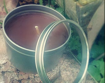 Fresh Coffee Scented Soy Candle