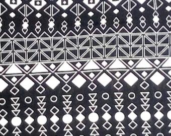 FANCY 30 X 30 cm shapes geometric fabric
