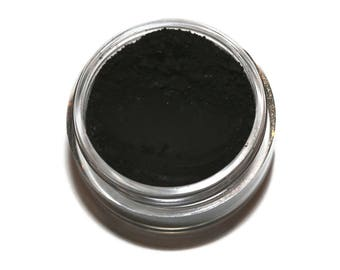 Mineral Powder Eye Shadow Liner (Black Beauty)