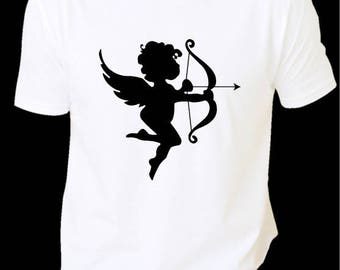 TEEE shirt Valentine Angel