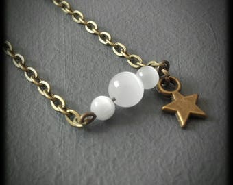 Summer - a little star necklaces