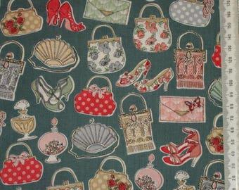 "Fabric patchwork - Makower - ""Temptations"" 05"