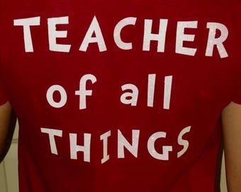 All Things Shirt