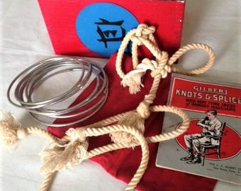 Vintage Magic Trick Contraptions