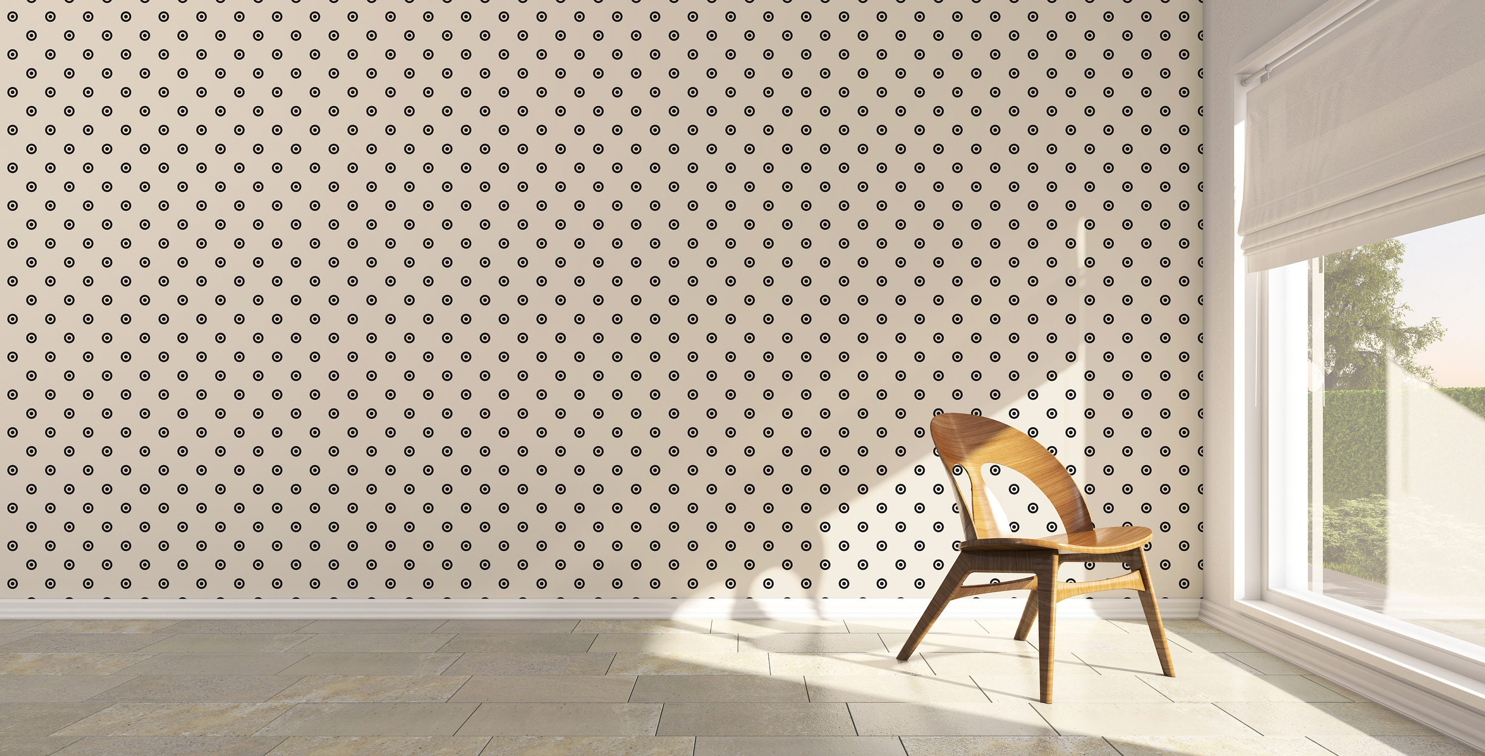 Removable Wallpaper Scandinavian Wallpaper Temporary