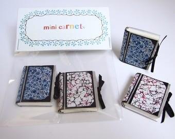 2 mini books miniatures for write sweet words