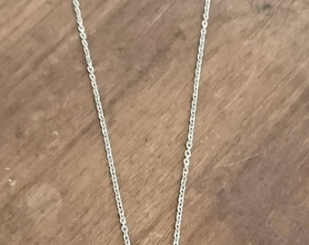 Elephant stainless steel necklace