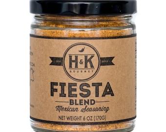H&K Gourmet Fiesta Blend Mexican Seasoning