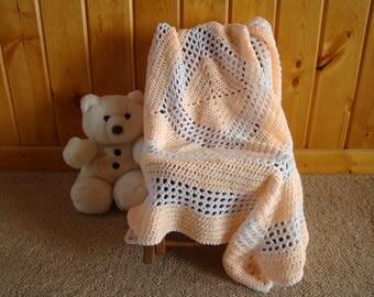 Baby Blanket, Baby Blanket Crochet, Baby Shower Gift