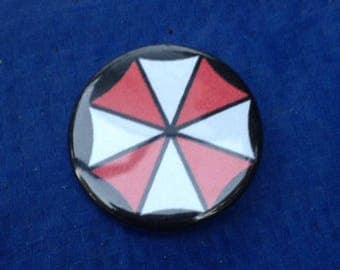 Umbrella Corporation Button