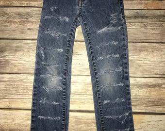 Size 5 Skinnies