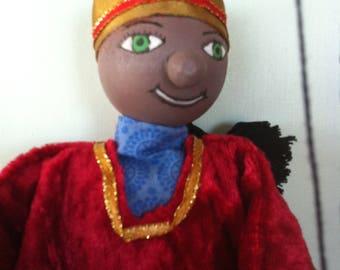 """Marionette """"Robert"""""""