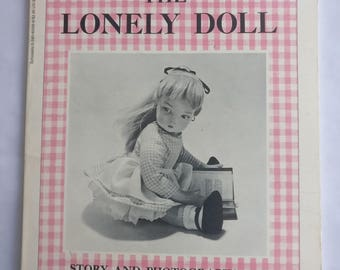 1896 The Lonely Doll by Dare Wright