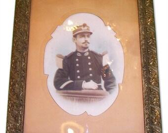 Vintage military - 1902 photo