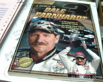 A Tribute to Dale Earnhardt - commenorative edition