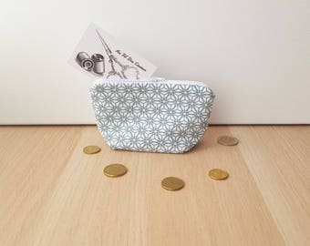 The purse - celadon Green