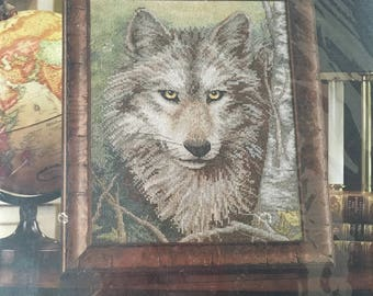 Bucilla Counted Cross Stitch ***FOREST WATCH*** Kit #43733