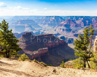 Summer in Grand Canyon, nature, travel, photography, digital download