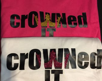Own It - Crown T-shirt
