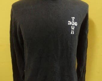 Mega Sale!!!Vintage Dog Town Sweatshirt Big Logo/Spell Out