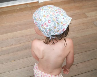 Fichu Liberty for children, one size fits from 3 years