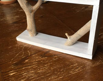 Rustic Natural Wood Decor
