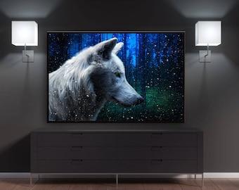 White Wolf Winter