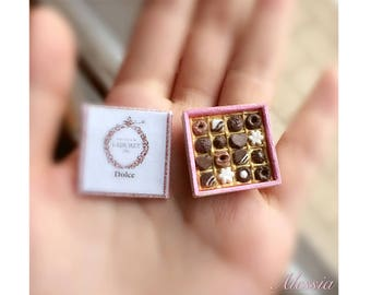 Miniature Chocolate laduree
