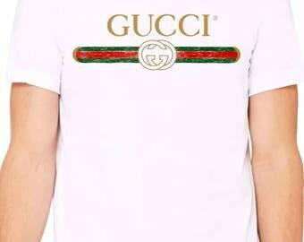 gucci inspired t shirt. gucci inspired logo shirt t