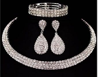 Wedding day jewelry Etsy