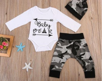 Baby Bear Outfit