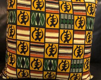Gye  Nyame Pillow