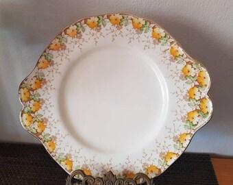 Paragon English Cake Plate