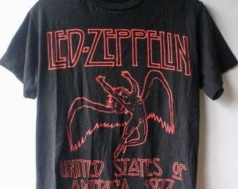 Black Led Zeppelin t-shirt